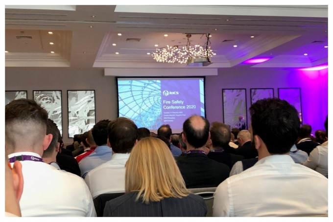 RICS Fire Safety Conference